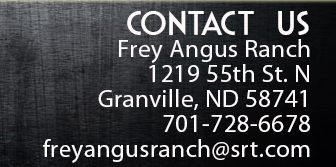 Contact Frey Angus Ranch